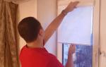 Можно ли обрезать рулонную штору по ширине?