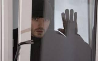 Как защитить стеклопакет от вскрытия