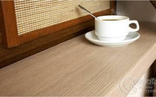 Как правильно установить деревянный подоконник