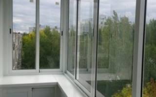 Как утеплить балкон с алюминиевым остеклением
