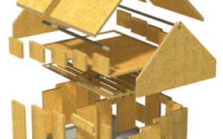 Крыша из СИП панелей недостатки