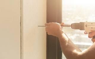 Как сделать откосы на окнах из пластика