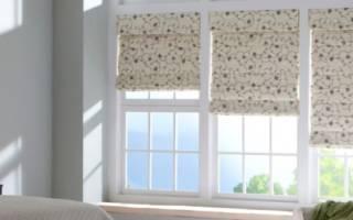 Жалюзи от солнца на пластиковые окна