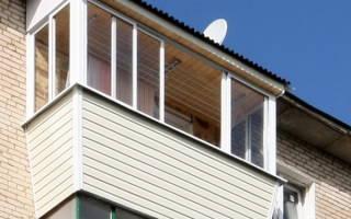 Крыша на балконе последнего этажа своими руками