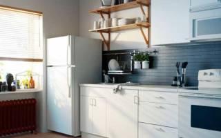 Как близко можно ставить холодильник к батарее?