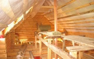 Как правильно класть утеплитель на крышу