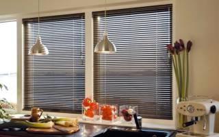 Какие бывают жалюзи на пластиковые окна