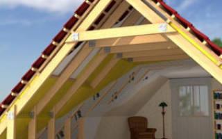 Как правильно сделать крышу дома двухскатную