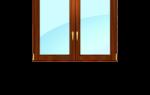Стоимость покраски окон деревянных