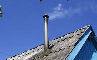 Как закрепить трубу дымохода на крыше растяжками