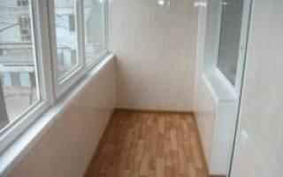 Учитывается ли балкон в общую площадь квартиры