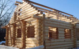 Слеговая конструкция крыши