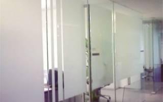Матовая тонировка на окна