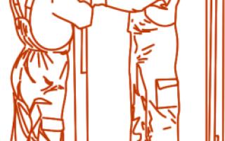 Правила установки противопожарных дверей ГОСТ