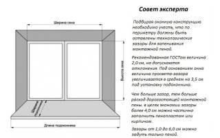 Инструкция по монтажу пластиковых окон своими руками