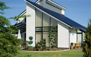 Конструкция односкатной крыши своими руками