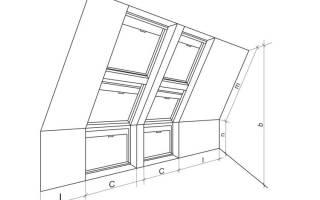 Как повесить шторы на мансардные окна