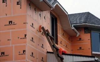 Как рассчитать толщину пенопласта для утепления дома?