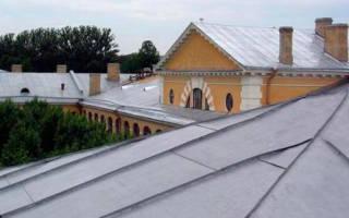 Как покрыть крышу оцинкованным железом своими руками