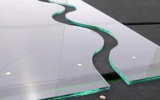 Как отрезать закаленное стекло?