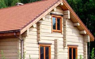 Чем лучше крыть крышу деревянного дома