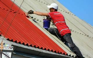 Как накрыть крышу шифером своими руками
