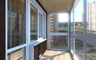 Сколько стоит отремонтировать балкон