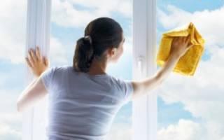 Как мыть окно окномойкой