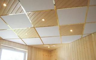 Панели потолочные армстронг технические характеристики