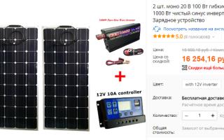 Солнечные батареи для квартиры на балконе