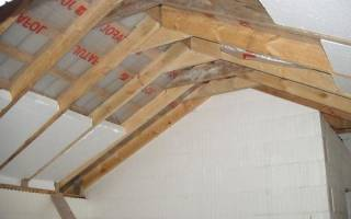Чем приклеить пенопласт к бетонному потолку